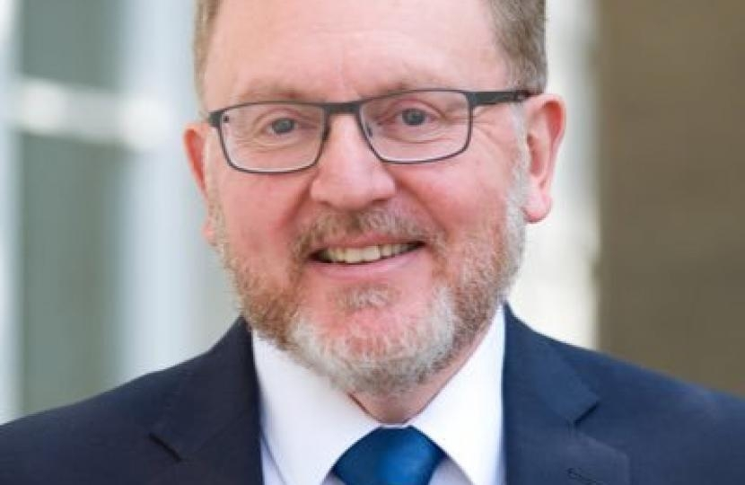 David Mundell highlighted the strength of the United Kingdom union at party conference at the SECC