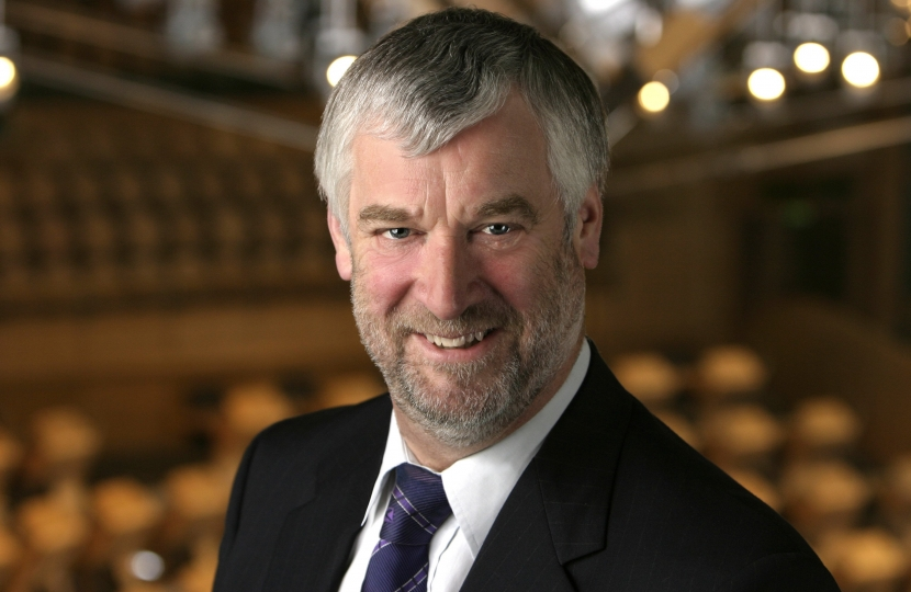 Image © Scottish Parliamentary Corporate Body Sir Alex Fergusson